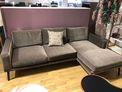 Air soffa med divan