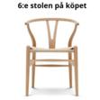 CH24 Y-stolen kampanj (6-packspris)