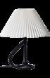 Le Klint bordslampa 306 svart