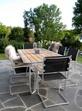 Spring matgrupp rektangulärt (bord+6 stolar)